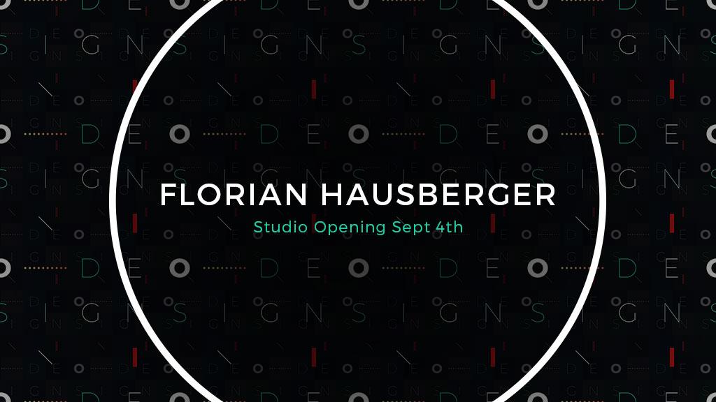 florian hausberger motion design art direction. Black Bedroom Furniture Sets. Home Design Ideas